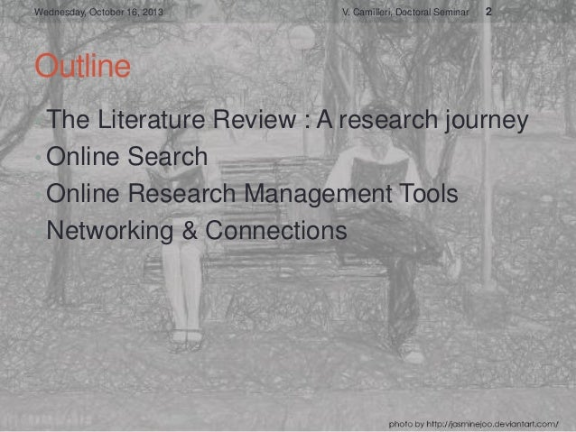 Literature review on social networking websites