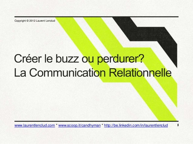 Copyright © 2012 Laurent Lencludwww.laurentlenclud.com * www.scoop.it/candhyman * http://be.linkedin.com/in/laurentlenclud...