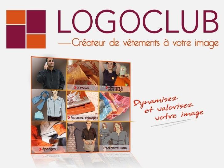 Presentation Logoclub 2009 Web