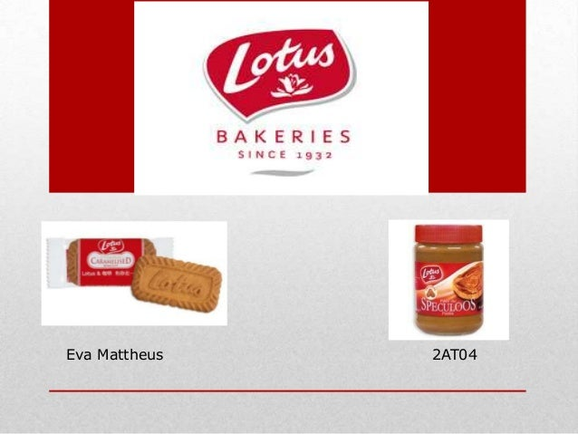 Financial results Lotus Bakeries