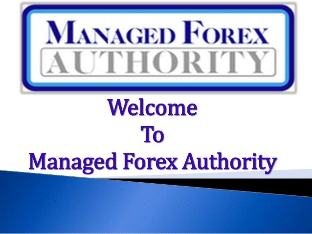 Forex managed account malaysia