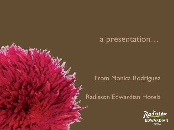 Radisson Edwardian Heathrow hotel