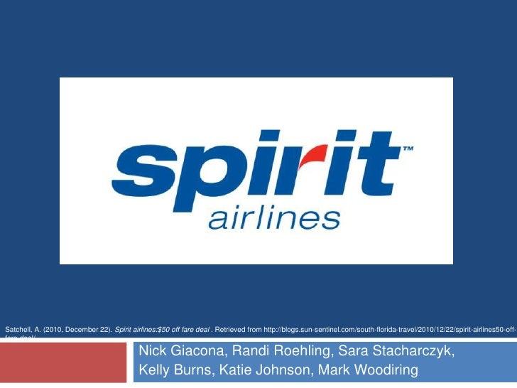Investor Analysis for Spirit Airlines