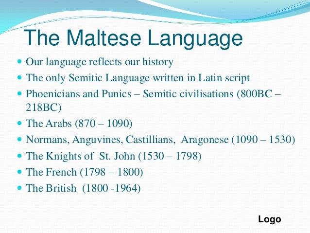 Maltese essays
