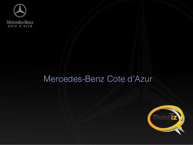 Mercedes-Benz Cote d'Azur