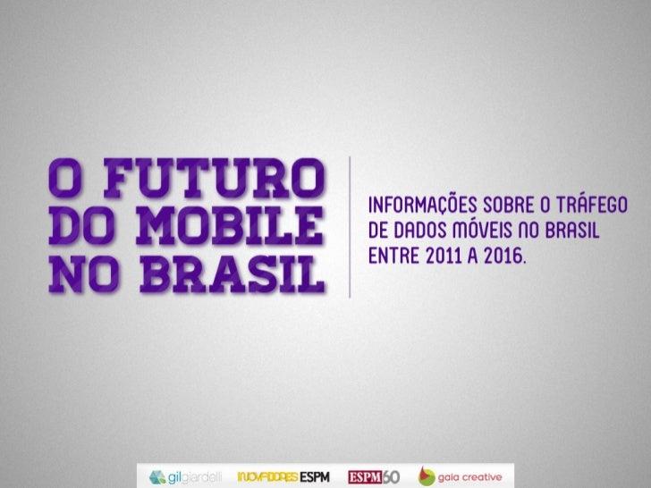 O universo mobile vem tomando conta do mercado da comunicação ea tendência é crescer ainda mais!No Brasil, sabendo que nem...