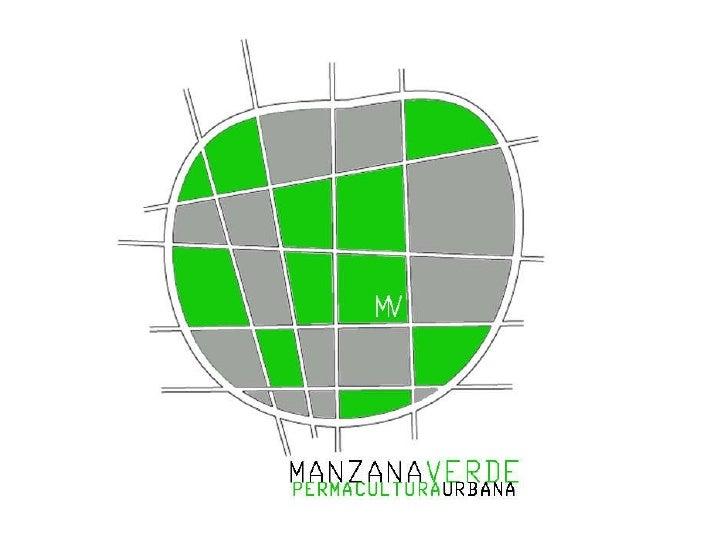 Presentacion Equipo y Proyectos Manzana Verde