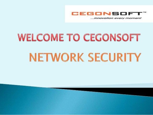 Presentation network security