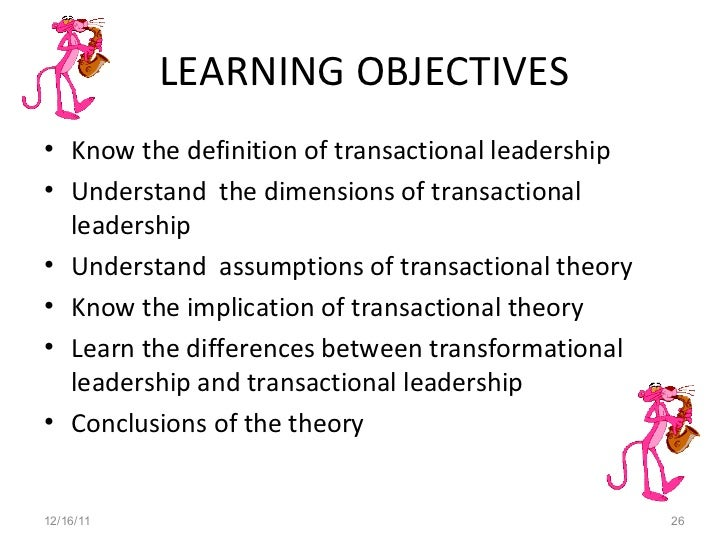 difference between transactional and transformational leadership pdf