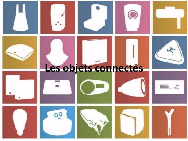 Les objets connectés 1