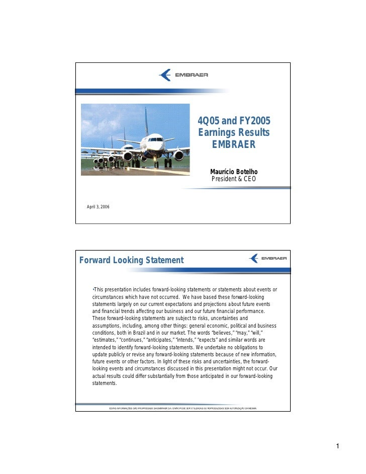 4Q05 and FY2005                                                      Earnings Results                                     ...