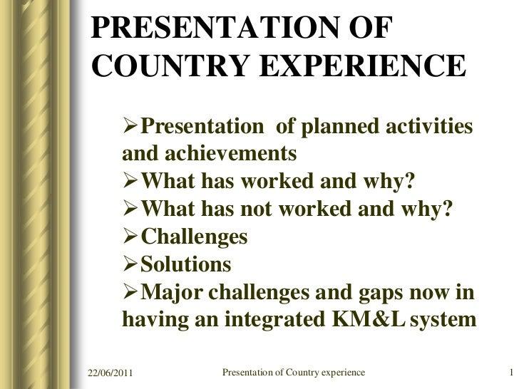 IFADAfrica Rwanda -Presentation of country experience
