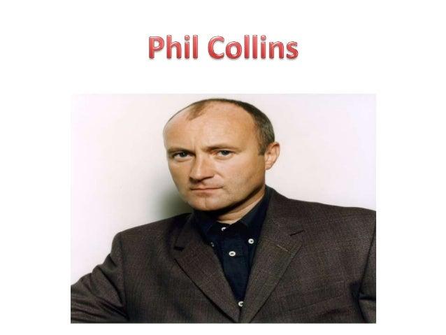 Presentation of phil collins