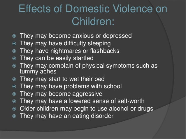 a study on violence in entertainments effects on children The effects of domestic violence on children how many children witness the abuse of their mothers studies show that 3-4 million children between the ages of 3-17 are at risk of exposure to domestic violence each year us government statistics say that 95% of domestic violence cases.