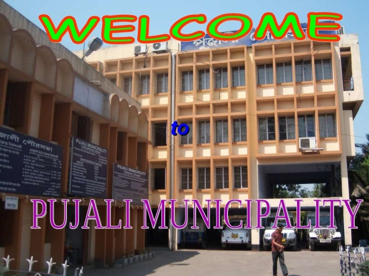 Presentation of Pujali Municipality
