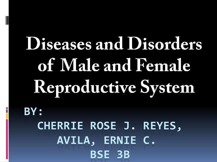 Presentation of reproductive