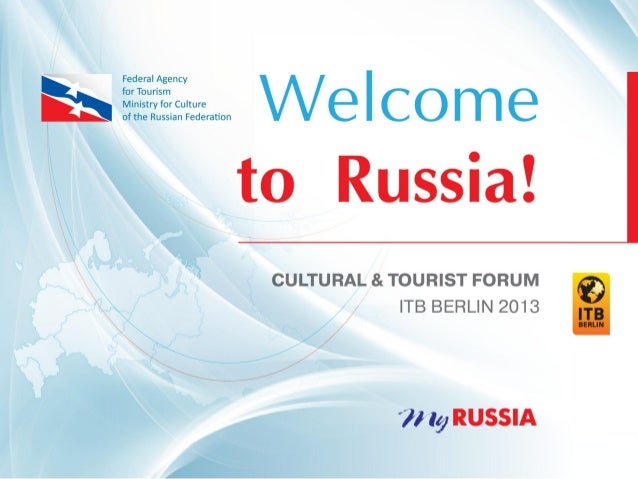 Joint Presentation of the Russian region's Tourist Product