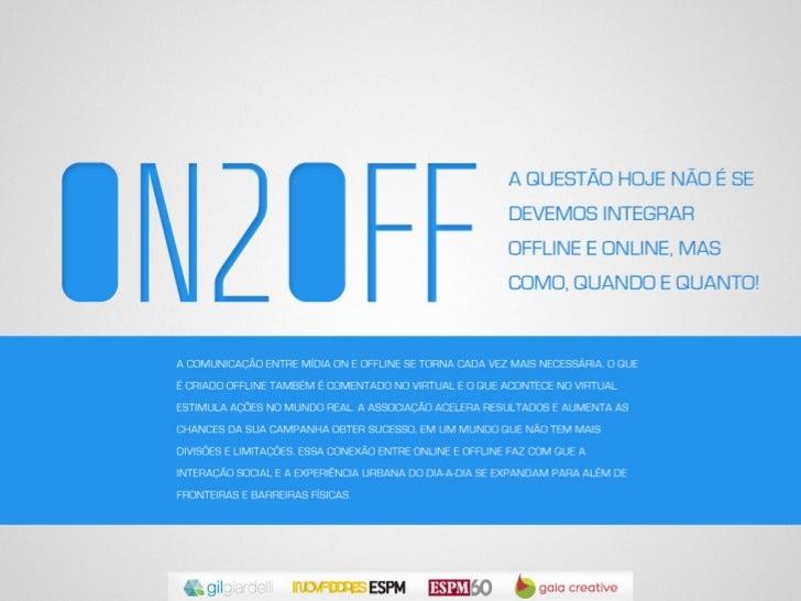 On2Off: um estudo sobre como integrar online com offline