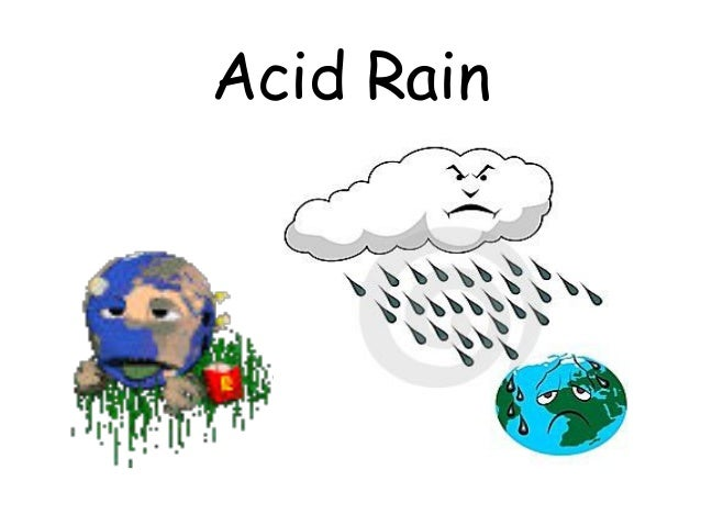 an introduction to the analysis of the acid precipitation Read acid rain free essay and over 88,000 other research documents acid rain introduction: acid rain is a great problem in our world it causes fish and plants to die in our waters.