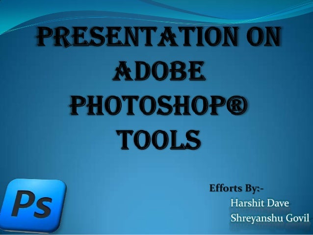 adobe photoshop cs6 tools and their functions pdf