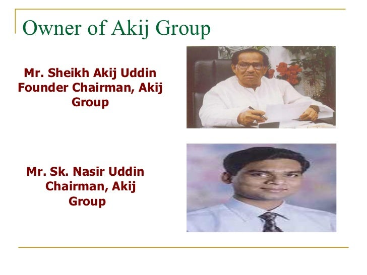 akij group presentation Welcome to akij group website wordpress this is your first post post formats can be used by a theme to customize its presentation of a post.