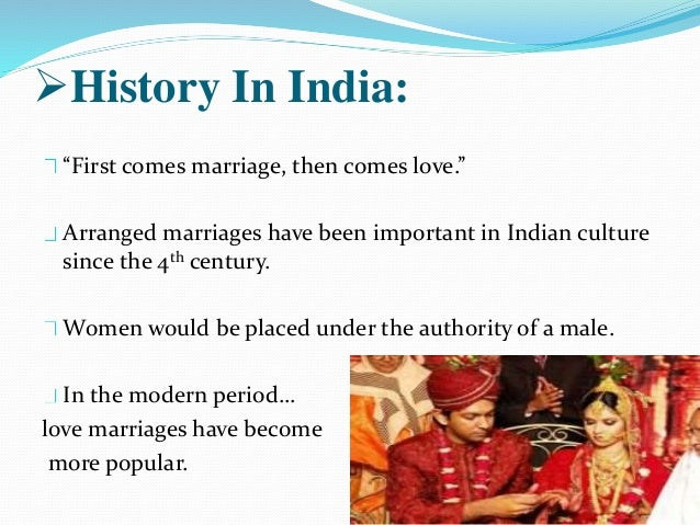 essay on difference between love and arranged marriage Essay on love vs arranged marriage 1699 words 7 pages marriage has been described as one of the oldest and most enduring human institutions however the reasons for marrying have varied extensively from period to period and culture to culture in many cases marrying was predominantly an economic decision.