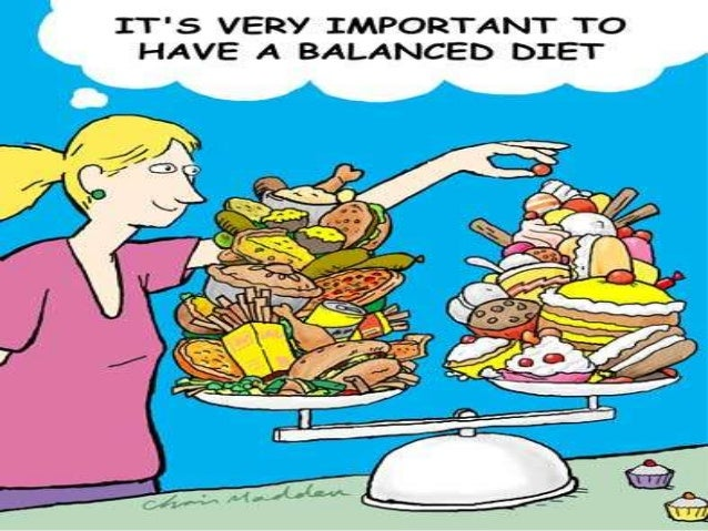 essay on importance of balanced diet