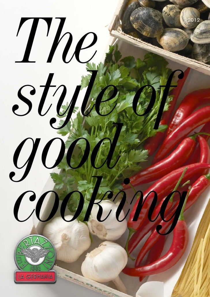 The       2012style ofgoodcooking           1
