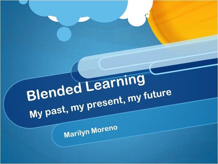 Presentation on blended learning
