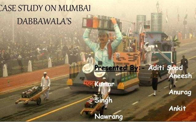 MUMBAI DABBAWALA CASE STUDY HARVARD EBOOK