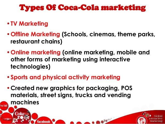marketing management coca cola india