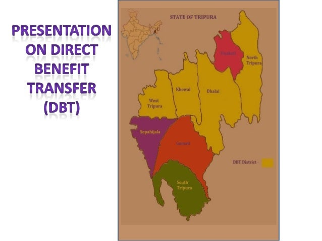Presentation on dbt   state level as on 21.6.2013