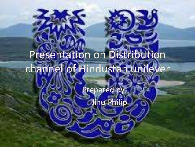 distribution channel of hul Sales and distribution channel of hul special focus on indore rural area.