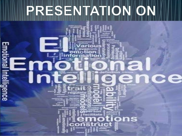 • What are emotions ? • Functions of emotions • Factors influencing emotions • What is Emotional Intelligence (EI) ? • 5 a...
