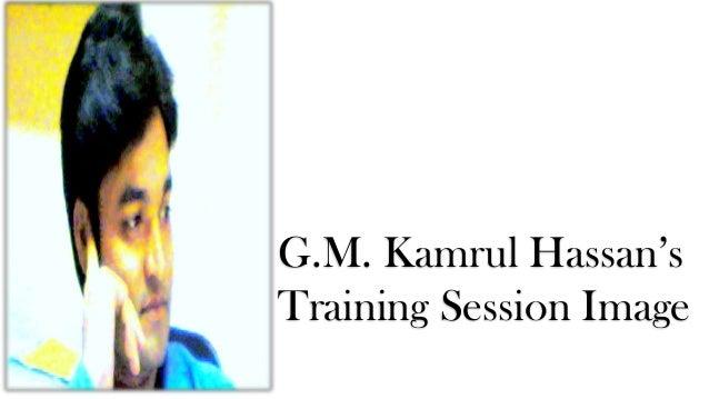 G.M. Kamrul Hassan'sTraining Session Image