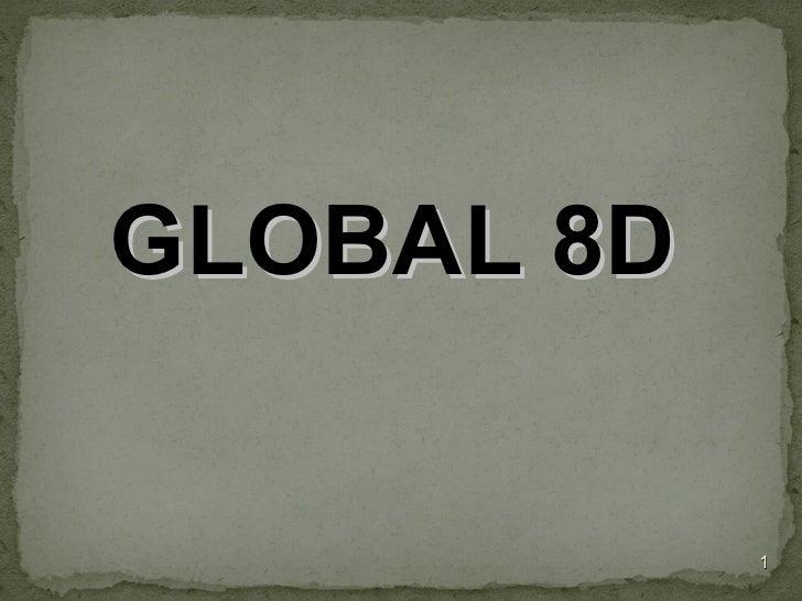Presentation On G8D