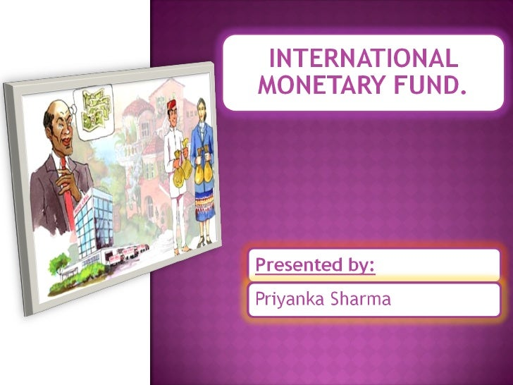 Presentation On Imf