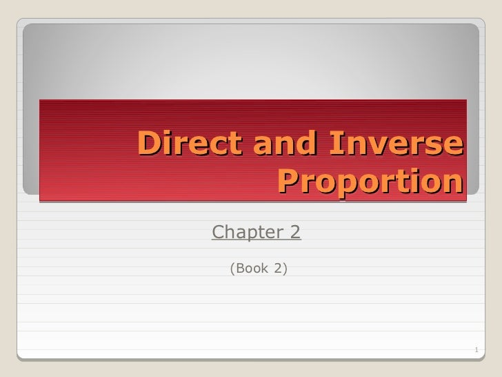 Inverse and Direct Variation power point. ppt BetterLesson