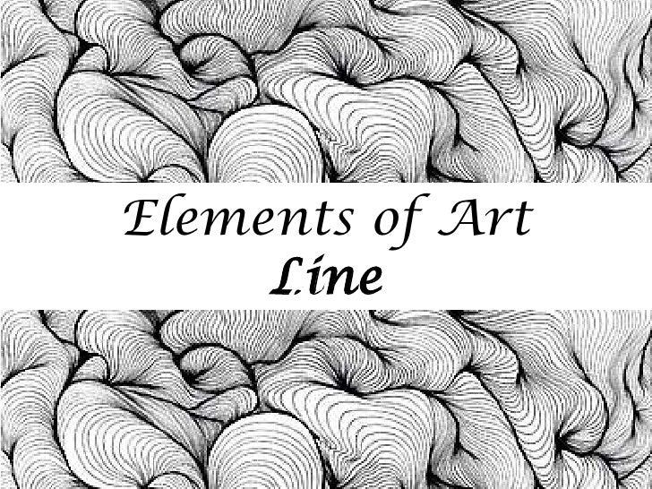 Elements of ArtLine<br />Line<br />