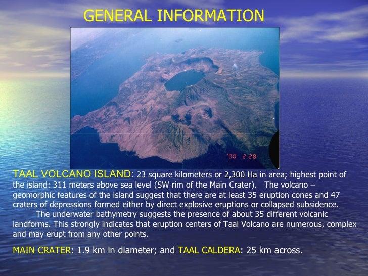 underwater volcanoes essay