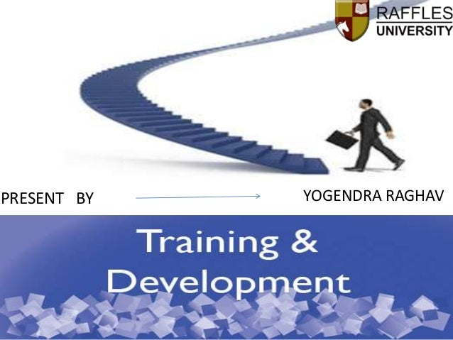 Presentation on training and development