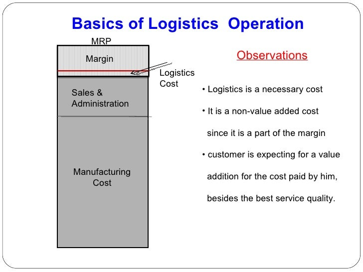 business logistics operation Receive solid grounding in core business knowledge and expertise, be equipped with core competencies of a logistician and be groomed into an effective problem solver.