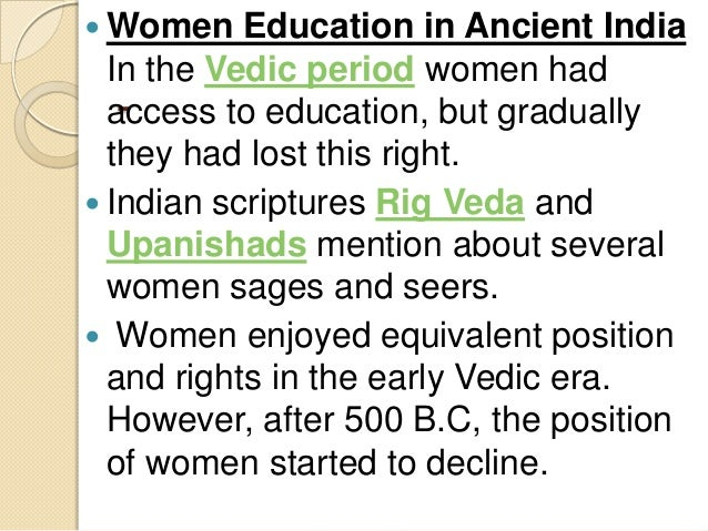the necessity of women essay Essay on the importance of female education to deny these advantages to women on all these grounds female education is a vital necessity related articles: what is the importance of home science education.