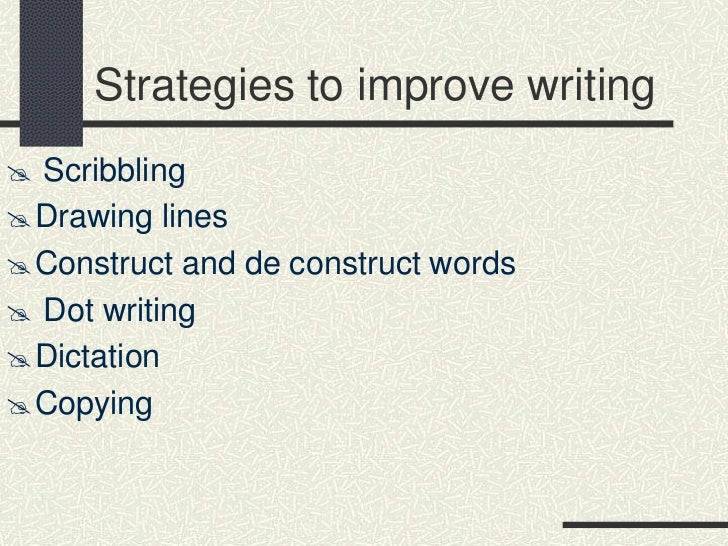 How to improve writting skills (For Life)?