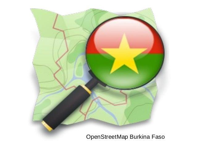 OpenStreetMap Burkina Faso