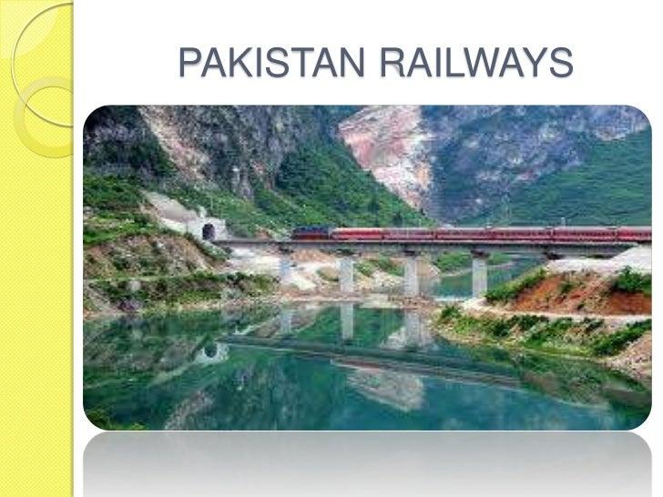 Presentation pak.railways