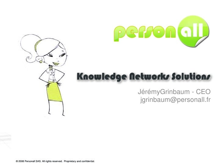Knowledge Networks Solutions                                                                            JérémyGrinbaum - C...