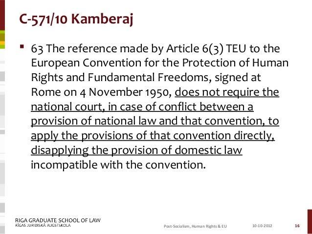 article 3 echr