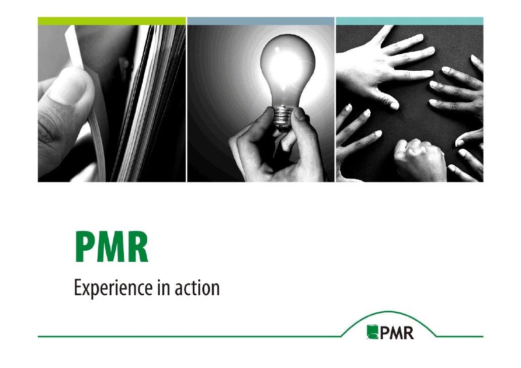 Presentation PMR