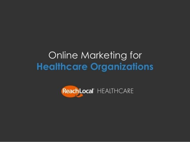 Presentation reach searchconvert_healthcare-odp